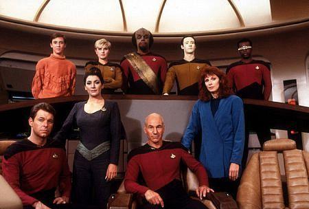 My favorite Enterprise crew