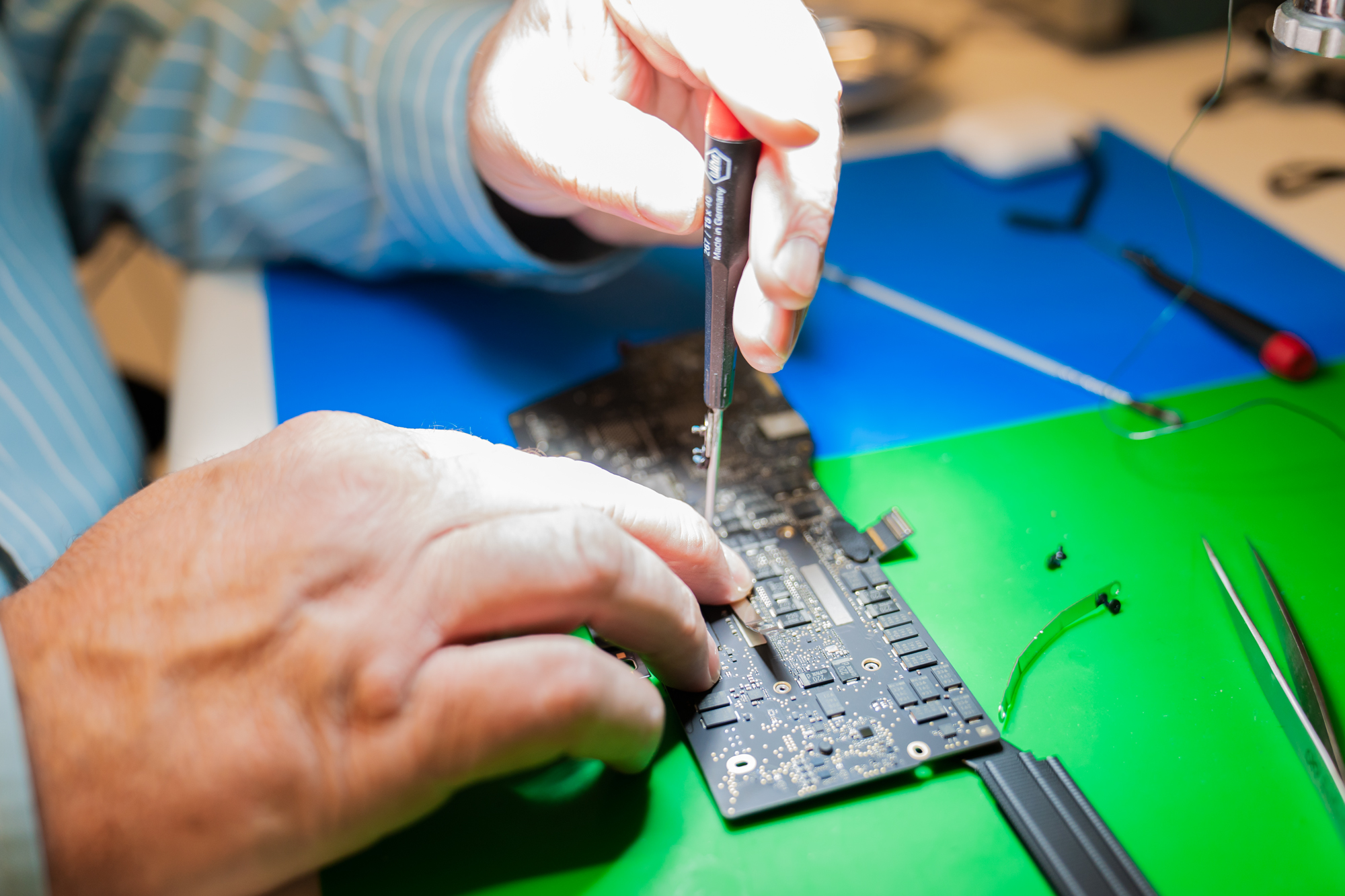 iresQ device repair