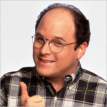 George Castan..oops...Jason Alexander. This man was a pioneer in the world of primetime entertainment. Its a rarity to have the chance to star in a major sitcom. It's even rarer if you are bald. Jason did it during a time in our society when being bald on TV was just not cool. Larry David Should be proud.