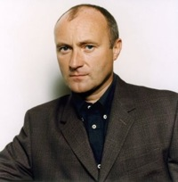 Phil Collins. He was in a music video with Bone Thugz N Harmony. Nuff said.